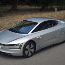 Volkswagen демонстрирует новый концепт-кар