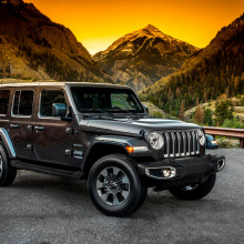 Jeep Wrangler станет одной из 30 гибридных моделей FCA к 2022 году