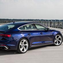 Audi раскрывает детали нового RS 5 Sportback
