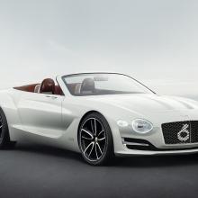 Bentley не будет производить спортивные автомобили