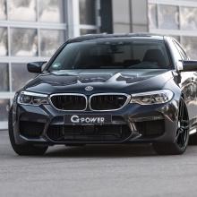 G-POWER показывает свой новый M5