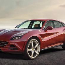 Ferrari раскрывает название своего совершенно нового внедорожника