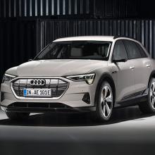 Audi выпустил подробности о новом внедорожнике e-tron