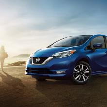 Nissan рассказал больше о новой модели Versa Note