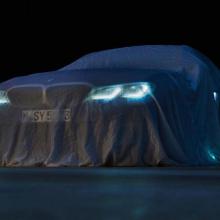 Возможно, это 2019 BMW 3 серии скрывается под пологом