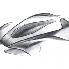 Aston Martin показывает среднемоторного соперника McLaren Speedtail