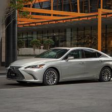 Lexus рассказал подробности о новом флагмане ES 300h