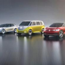 Volkswagen построит новый завод по производству электромобилей в Америке
