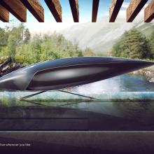 Bentley попросил студентов придумать автомобиль будущего