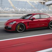 Porsche анонсировал новые модели Panamera GTS