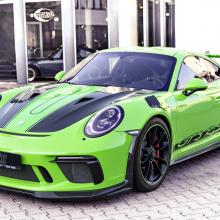 Techart представляет Carbon Package для Porsche 991.2 GT3 RS
