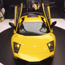 Фейковый Lamborghini Murcielago SV, спроектированный в Иране