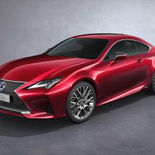 Lexus выпустил подробности о новой линейке LC 300h