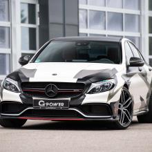 G-POWER усовершенствует мощный Mercedes-AMG C63