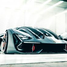Первый гибридный суперкар Lamborghini может получить наиболее подходящее ему имя