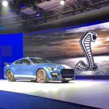 2019 Ford Shelby Mustang GT500 - мощностью 800 л.с.