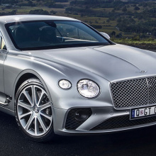 Bentley показал 2019 Continental GT Convertible