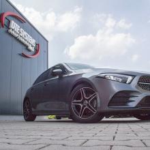 DTE Systems улучшает производительность Mercedes A-Class