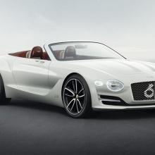 Первый электрокар от Bentley появится до 2025 года