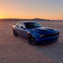 Hennessey показал 1200 л.с. Dodge Challenger Hellcat Red Eye