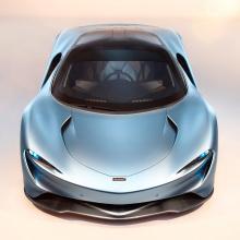 Почему прототип McLaren Speedtail называется Albert?