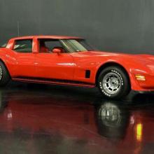 Четырехдверный Chevrolet Corvette - это не шутка