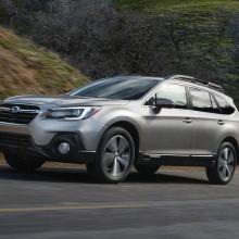 Subaru отзывает четверть миллиона Legacy и Outback