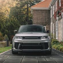 Range Rover Sport получил эксклюзивные обновления от Kahn Design
