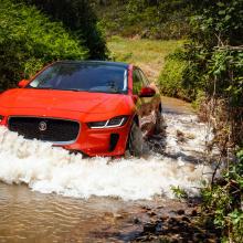 Jaguar продал впечатляющее количество внедорожников I-Pace за последний месяц