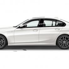 Новый гибридный BMW 330e