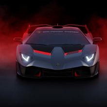 Единственный Lamborghini SC18 от Squadra Corse