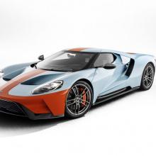 2019 Ford GT Heritage Edition 001 будет выставлен на благотворительном аукционе