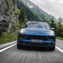 Porsche раскрывает подробности о новом внедорожнике 2019 Macan