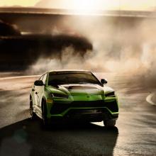 Lamborghini Urus ST-X Concept - гоночный внедорожник