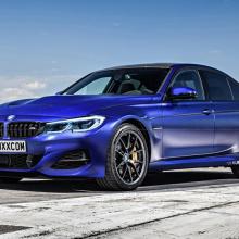 Следующий BMW M3 предложит задний и полный привод