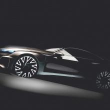 Audi обещает показать новый e-tron GT Concept на автошоу в Лос-Анжелесе