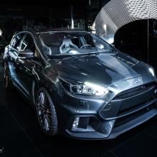 Ford Focus RS получает роскошные обновления