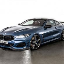 BMW 8 серии Coupe получает карбоновую отделку и 600 л.с.