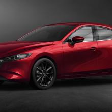 Японская элегантность и современность - встречайте новую Mazda3
