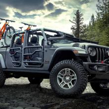 Mopar готов к модификации нового Jeep Gladiator