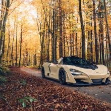 Novitec показал тюнинг-проект McLaren 720S N-Largo