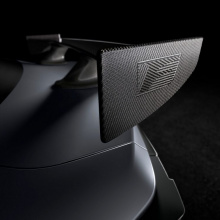 Lexus RC F Track Edition дебютирует на автошоу в Детройте