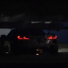 Гоночный Corvette C8 звучит прекрасно на треке