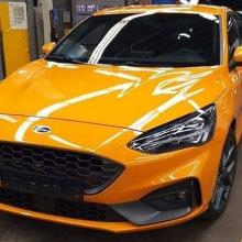 Это 2019 Ford Focus ST