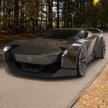 Будет ли новый Nissan GT-R так выглядеть?