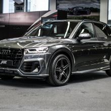 Сделайте свой Audi Q5 самым привлекательным внедорожником на дороге