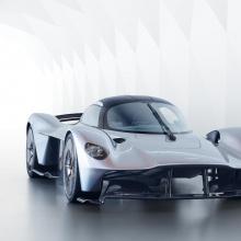 Официально представлен двигатель Aston Martin Valkyrie V12