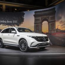 Daimler потратит 20 млрд евро на аккумуляторы для электромобилей