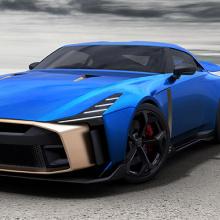 Команды Nissan и Italdesign анонсируют новую эксклюзивную модель GT-R