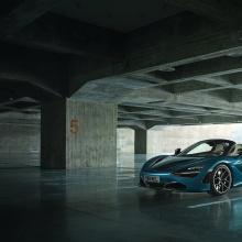 McLaren представляет новый спорткар 720 S Spider